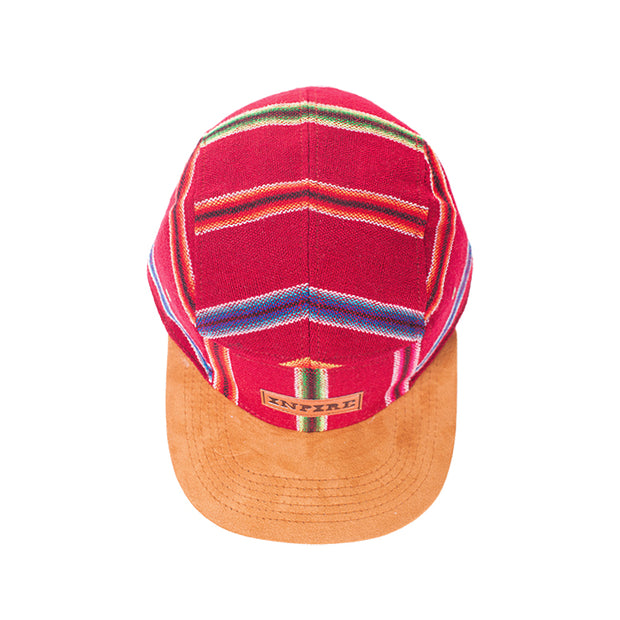 [Originals] Mendoza Stripe Camp Cap - Inpire Co.