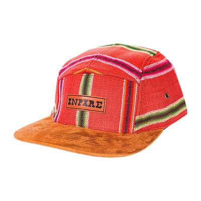 [Originals] Nazca Stripe Camp Cap - Inpire Co.