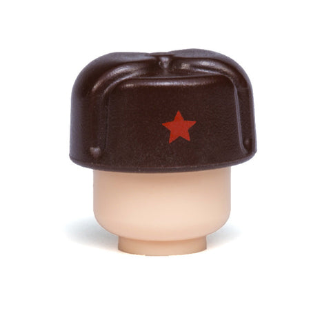 Russian Ushanka - Dark Brown
