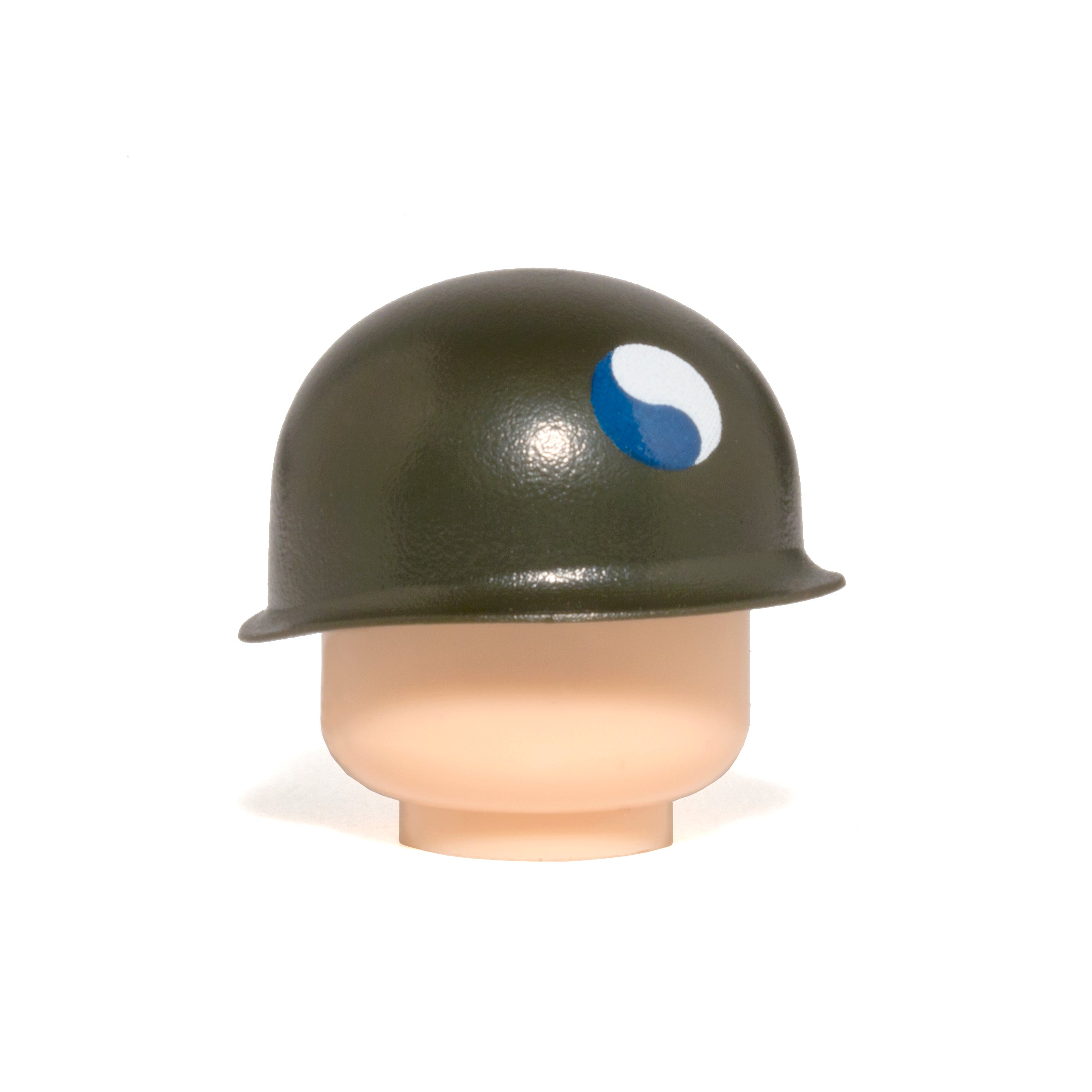 29th Infantry Division M1 Helmet