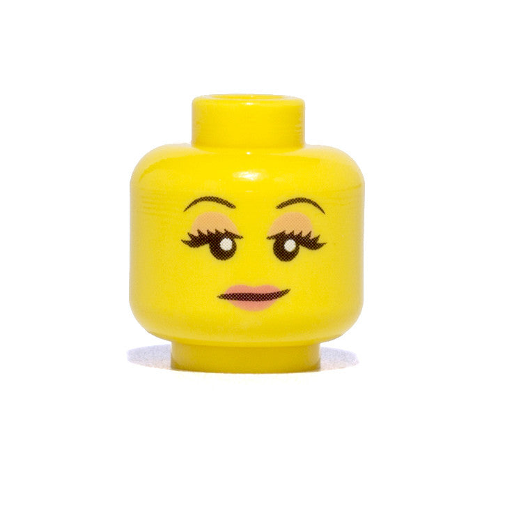 Lady Head (Yellow)