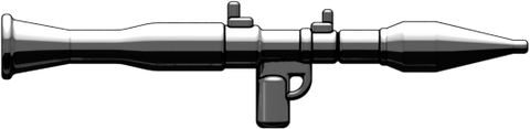 BrickArms RPG-7 (Rocket Propelled Grenade) - Black