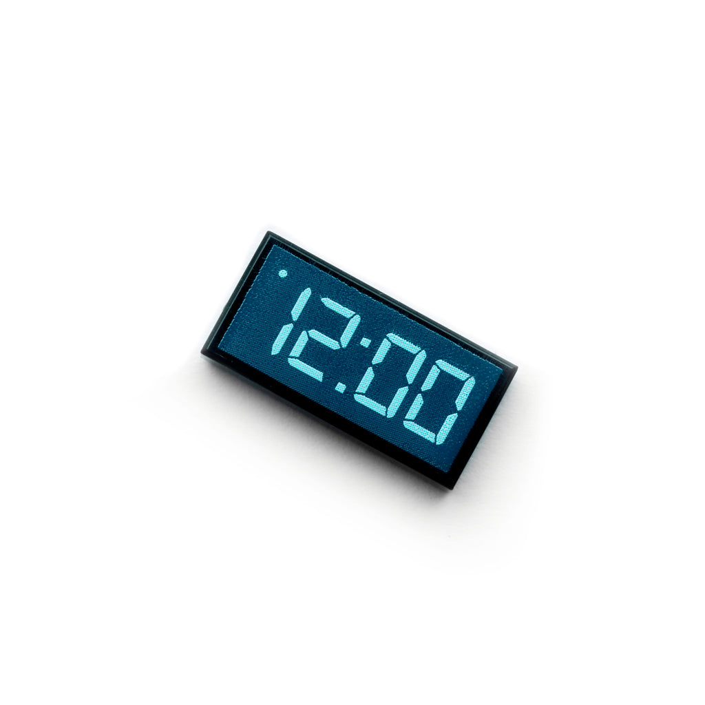 Digital Clock Tile