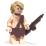Male resistant fighter minifig - state of the planet - apes