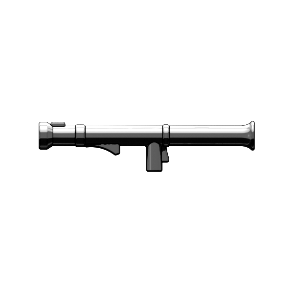 BrickArms Bazooka - Gunmetal