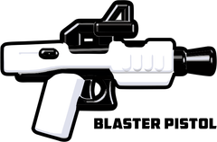 BrickArms Trooper Blaster Pistol