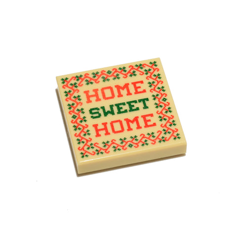 Home Sweet Home Tile