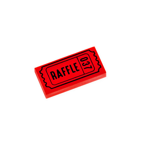 Raffle Ticket Tile