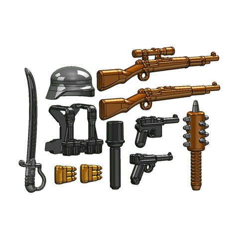 BrickArms WWI Battle Pack - Central Powers