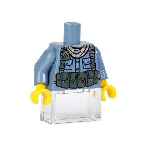 Tactical Chest Rig - Sand Blue