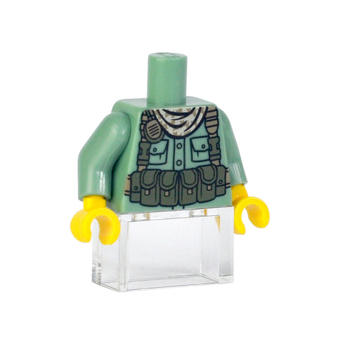 Tactical Chest Rig - Sand Green
