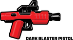 BrickArms Trooper Dark Blaster Pistol