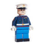 USMC Dress Blue Uniform - Light Flesh