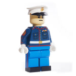 USMC Dress Blue Uniform - Tan