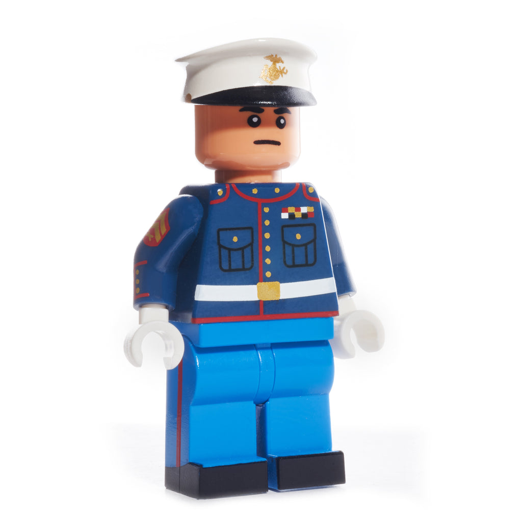 USMC Dress Blue Uniform - Flesh