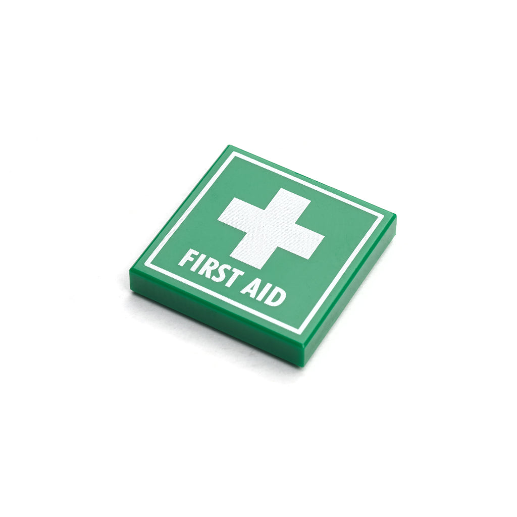 First Aid Tile