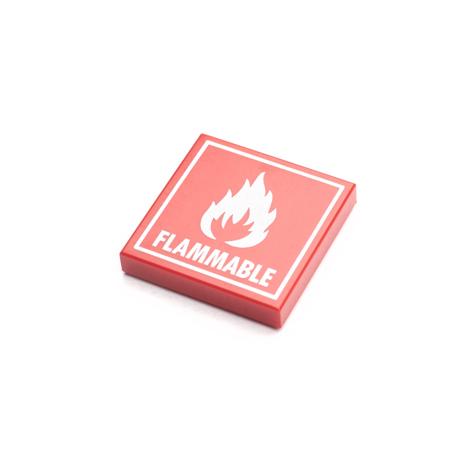Flammable Tile