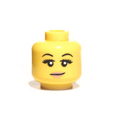 Girl Head v2 - Yellow