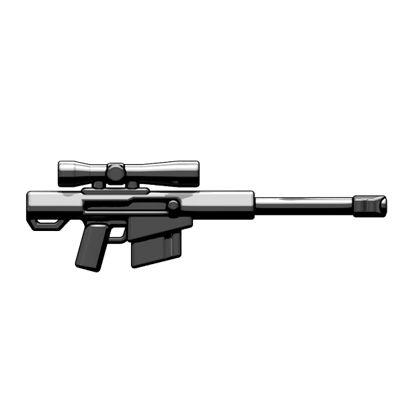 BrickArms HCSR (High Caliber Sniper Rifle) - Black