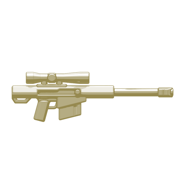 BrickArms HCSR (High Caliber Sniper Rifle) - Tan