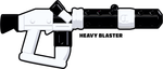 BrickArms Trooper Gear Heavy Blaster