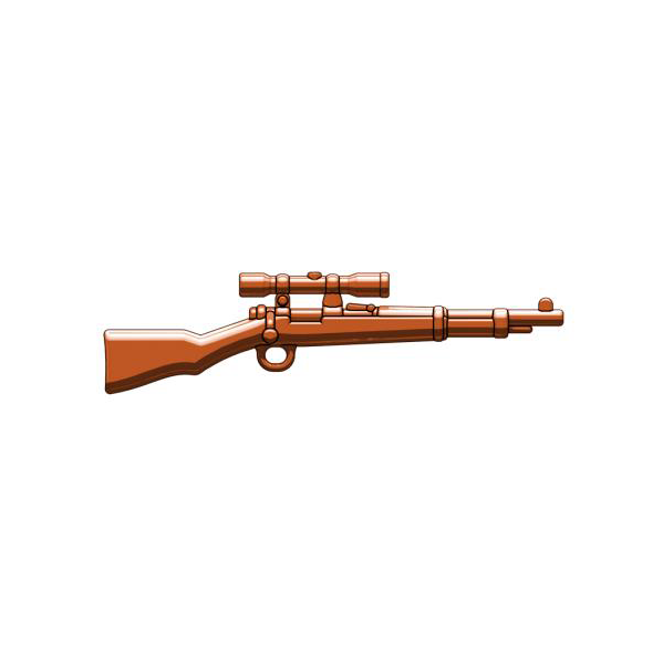 BrickArms Kar98 Sniper Rifle - Brown