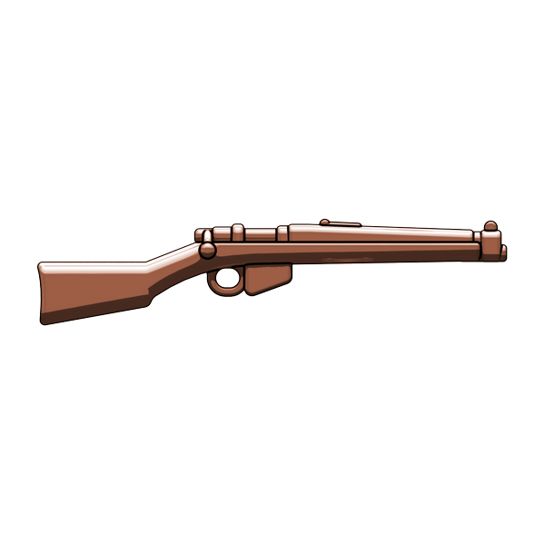 BrickArms Lee-Enfield SMLE Rifle - Brown