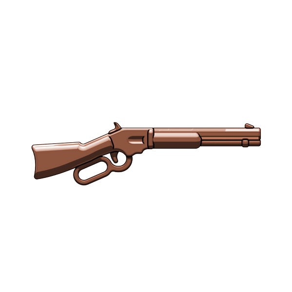 BrickArms Lever Action Rifle - Brown