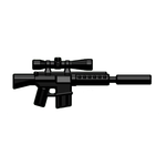BrickArms M110 Sniper Rifle - Black