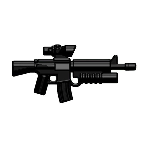 BrickArms M16-AGL (Advanced Grenade Launcher) - Black