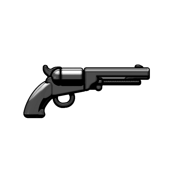 BrickArms M1851 Navy Revolver - Black