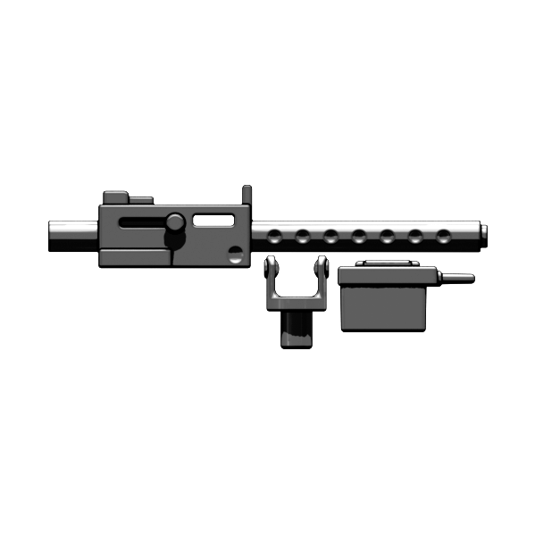 BrickArms M1919 Machine Gun - Black