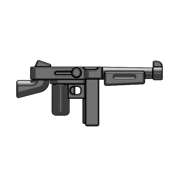 BrickArms M1A1 V2 SMG - Black