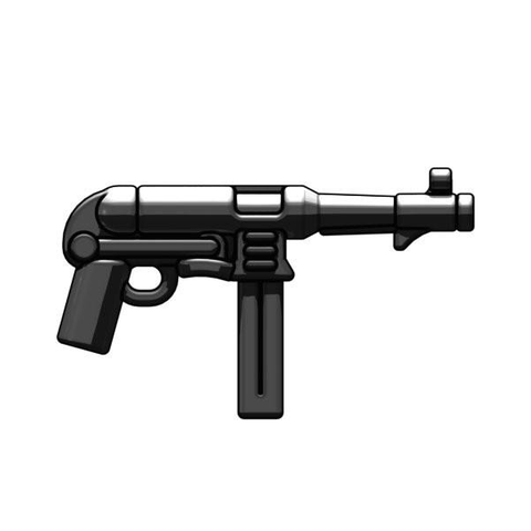 Brickarms Mp40 v3 - Black