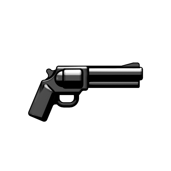 BrickArms Magnum Revolver - Black