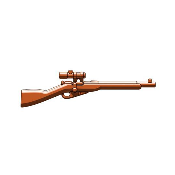 BrickArms Mosin Nagant w/ Scope - Brown
