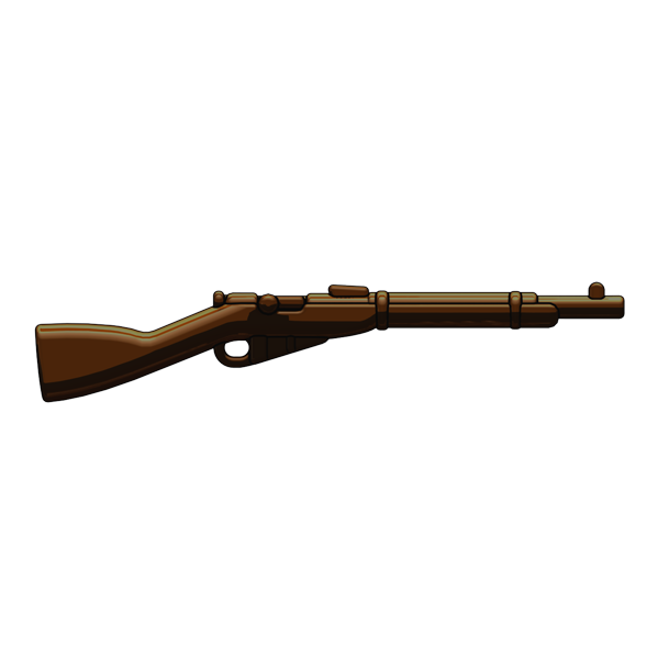 BrickArms Mosin Nagant - Dark Brown