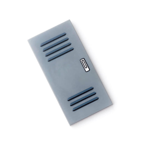 Locker Tile - Dark Grey