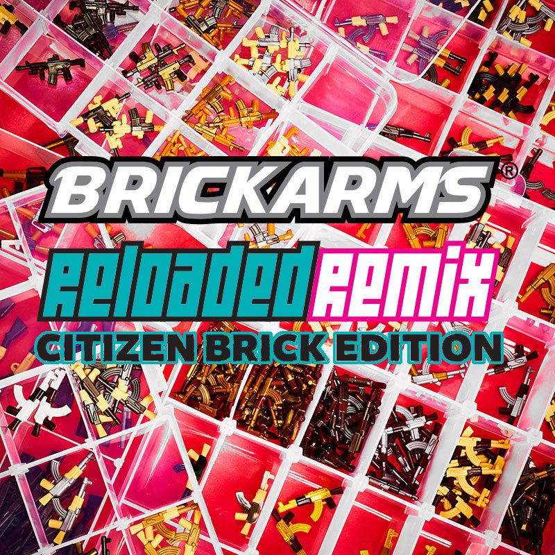 BrickArms RELOADED REMIX - CB ModCom Fused