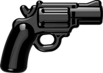 Small Concealable Personal Snubnose Revolver Gun
