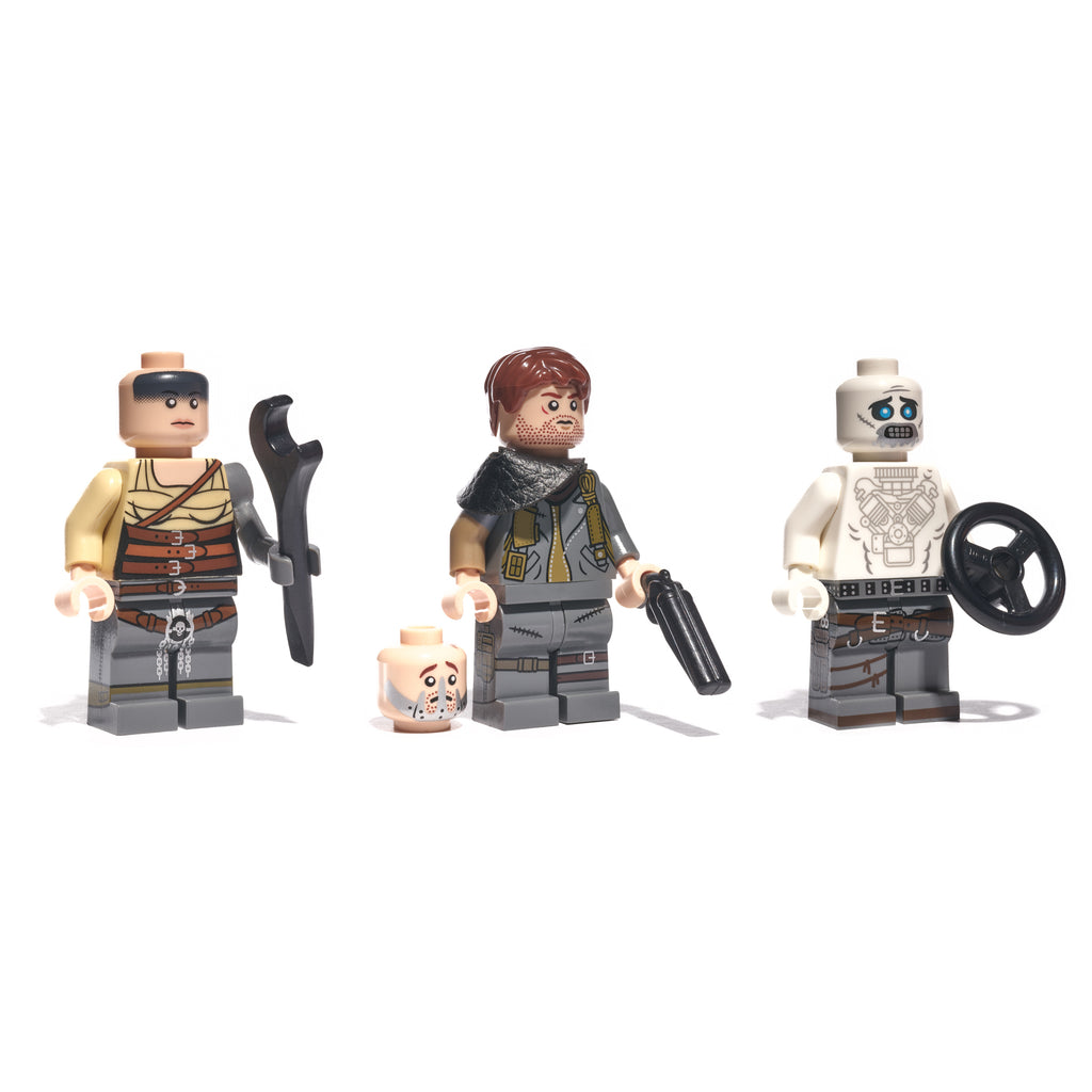 Citizen Brick | The Finest in Custom Printed Lego® Minifigs and Bricks