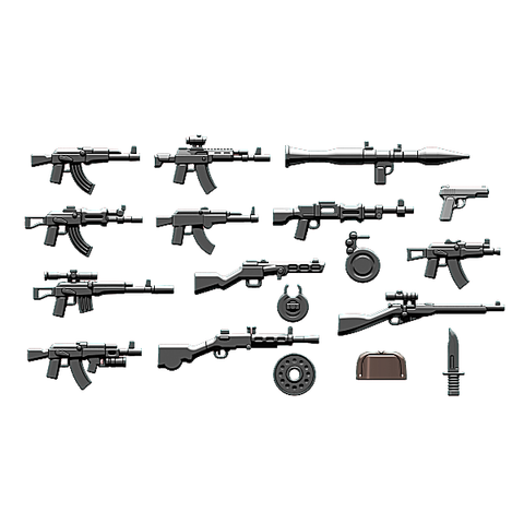 BrickArms Russian Weapons Pack v2