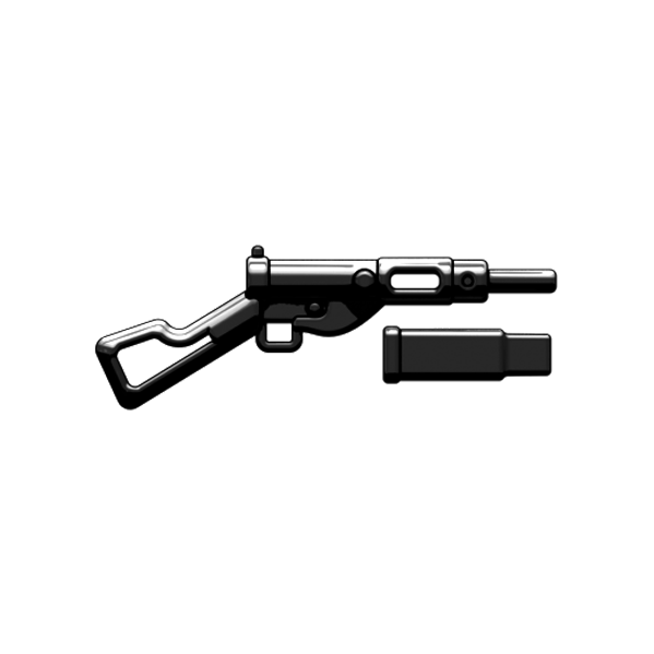 BrickArms Sten Gun - Black