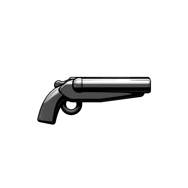 BrickArms Sawed-Off Shotgun - Black