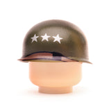 Three Star General M1 Helmet