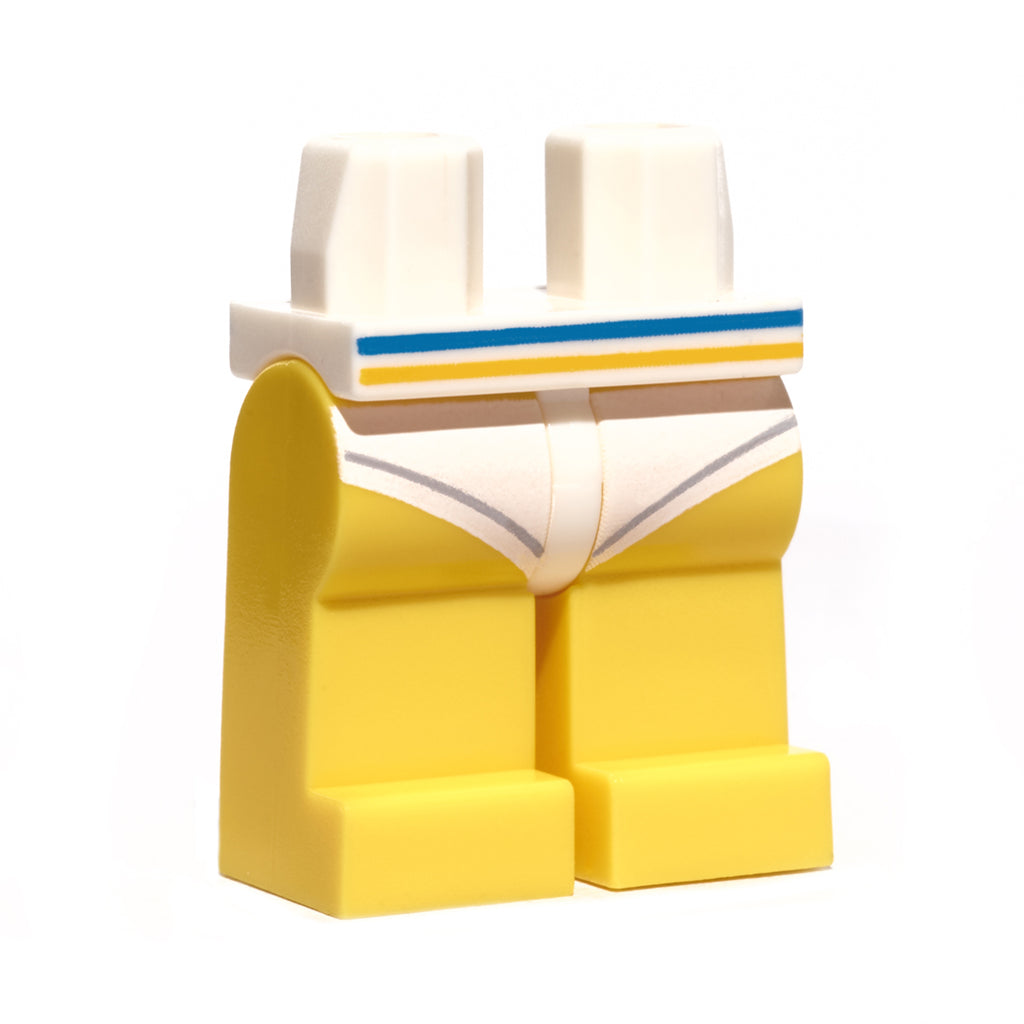 Underwear Legs - Yellow