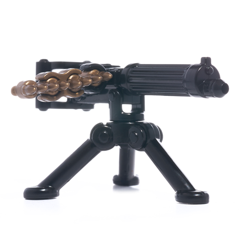 BrickArms Vickers Machine Gun w/Ammo and Tripod