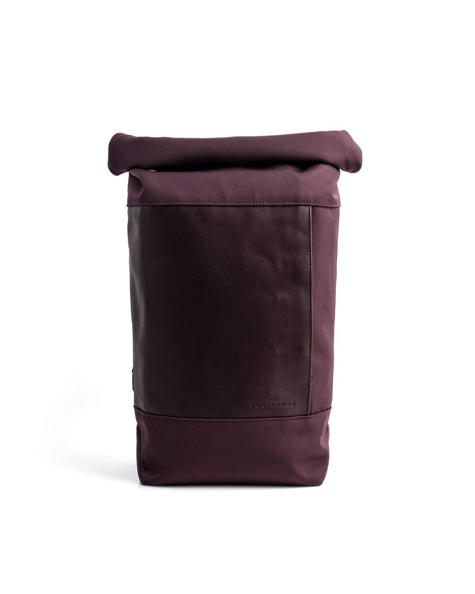 Lean bag bordeaux