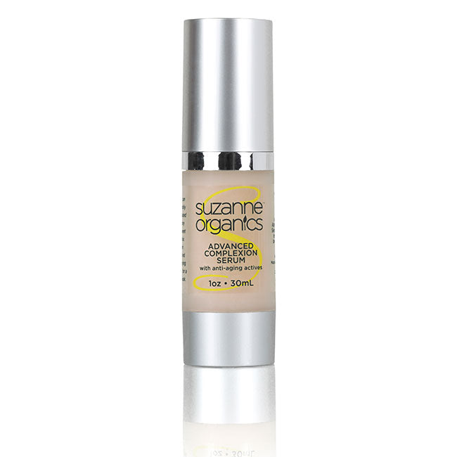 Skincare - SUZANNE Organics Advanced Complexion Serum
