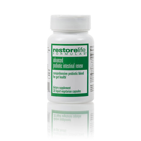RestoreLife Formulas Advanced Probiotic Intestinal Renew Dietary Supplement